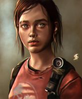 Ellie - The Last Of Us by TheSig86