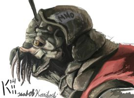 District 9 - Christopher by Koskish