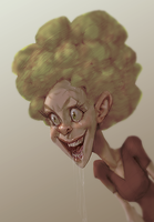 Manic Mary by Sycra
