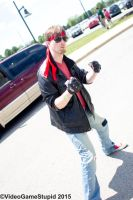 ColossalCon 2015 - Kung Fury 2 by VideoGameStupid