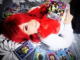 Persona Q Mitsuru Cosplay by CitrusHeartCosplay
