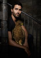 Derek Hale and His Daemon by LJ-Todd