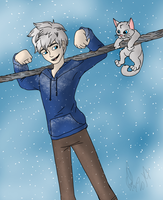 :AT: Jack and the Cat by Maygirl96