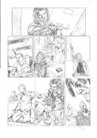 Fairy Justice page 05 - Pencil by wendellcavalcanti