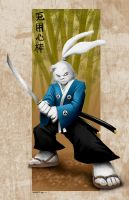 Usagi Yojimbo by Ninja-Turtles