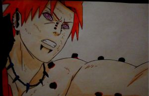 Pain - Yahiko by naldojunio