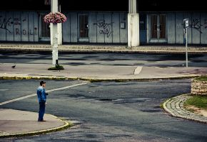 lost in the city by torobala