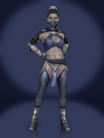 Kitana (Revenant) by Sticklove
