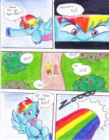 Trans Ponies Vol: 2 pg 14 by Tristanjsolarez