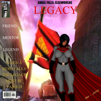 ANGEL FALLS: ELSEWORLDS, LEGACY by Lady-Quantum