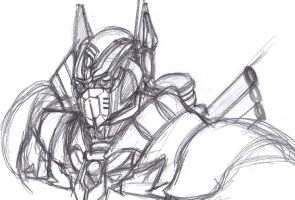Picture a Day 346: AOE Prime Sketch by ConstantM0tion
