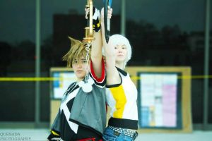 Nightmare End's/Mirror Image by Dayfire-Sora