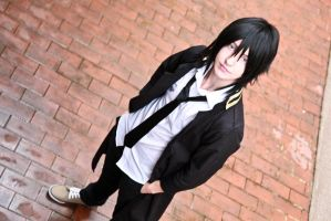 K Project- Kuroh by twinfools