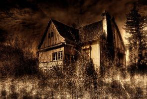 old house by Louis-photos