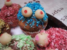 Monstermuffins by Anni1221