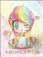 Welcome To My Page by Chibii-chii
