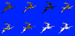 REINDEER ADOPTABLES {OPEN} 2 points each by WubWubTastic