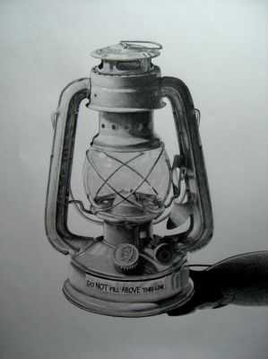 4 - Oil lamp by sDoost