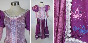 Daisy Rapunzel cosplay costume by glimmerwood