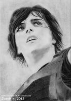 Gerard Way 15 by UNTILitFADEStoBLACK