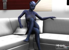 Liara by sHoNi89