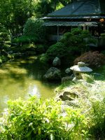 Japanese Tea Gardens 20 by Robriel-Stock