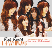 [Pack Render] Tiffany @QUA event by LPuKirino