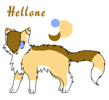 Hellone Ref. by MeowingGrave