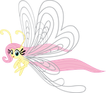 Fluttershy Breezie Post Show Airing by benybing
