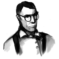 Medic doodle by SharpPaperEdges