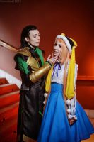 Loki and Loli by TheIdeaFix