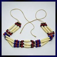 Native American Style Choker 1 by MajorTommy