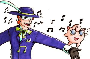Music Meister used SING by BunnyfishMel-Mel