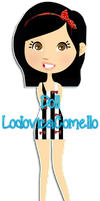 Doll PNG de Lodovica Comello by CandyStoesselThorne