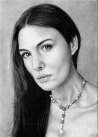 Monica Bellucci by Thea-Nu
