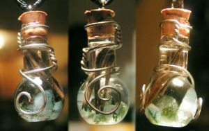 Magic Vial - Serendipity by Izile