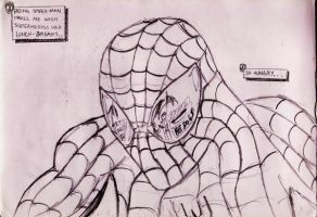 Spider-pangs by freaky06