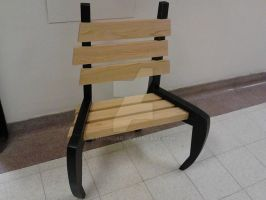 Desk chair by Koondar