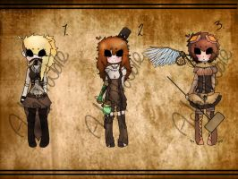 Steampunk Adopt [Closed by ad0ptables4u