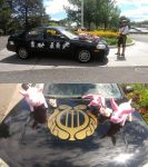 Tales of the Abyss Car by ARegnant