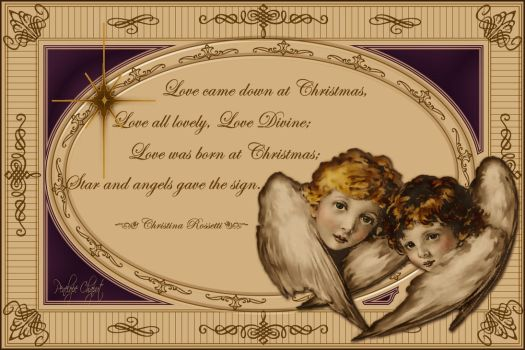 Love Came Down at Christmas by Pennes-from-Heaven