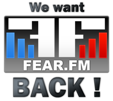 We want FearFM back by Epoc22