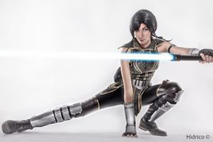Satele Shan- Star Wars Old Republic-2 by Hidrico