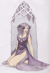 Draenymphs - Lilac by by-MK