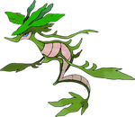 Dragalge with Green Dragon colors by Kostyurik