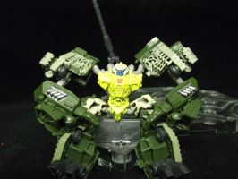Autobot Wrecker Guzzle by forever-at-peace