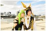 Code Geass - Strenght is Justice by Gaaaooo