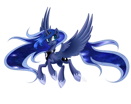 Luna by SwanLullaby