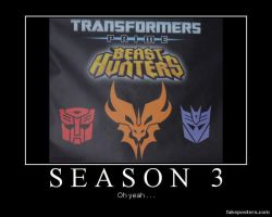 Transformers Prime Beast Hunters by Onikage108