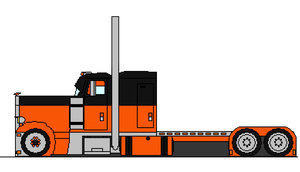 Peterbilt by JakeRogers